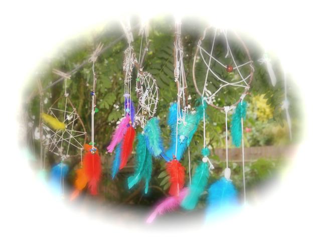 Träume im Wind. Wunderschön, vor allem in der Phantasie.
